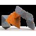 Βράχος Αναρρίχησης διαστάσεων  6.0*4.0*4.8 - επιφάνεια αναρρίχησης 62 τ.μ.