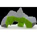 Βράχος Αναρρίχησης διαστάσεων  7.4*6.7*4.5 - επιφάνεια αναρρίχησης 84 τ.μ.
